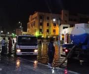 «مواد البناء» تستغيث بالمحافظين لإنقاذ مصانع العبور وبلبيس من الغرق