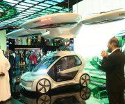 «أوين ودراجة طائرة».. ابتكارات المستقبل ترتقي للخيال العلمي في جيتكس 2019