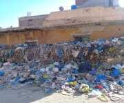 مرسى مطروح يبحث تطوير مصنع تدوير القمامة بالكيلو 9