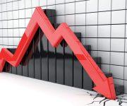 قارب 4%.. هبوط حاد لمؤشر البورصة الرئيسي في منتصف التعاملات