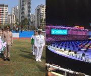 مصر تشارك فى دورة الألعاب العالمية العسكرية السابعة بالصين