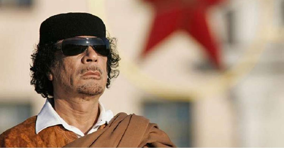 مصطفى بكري يحتفي بذكرى وفاة «الشهيد القذافي».. وساويرس : لا تعليق - جريدة المال
