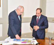 السيسي يوجه بافتتاح وتشغيل أنفاق بورسعيد رسميا