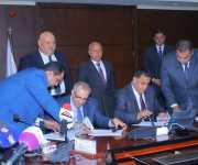 وزير النقل: توقيع عقود تصنيع وتحديث وعمل عمرة جسيمة لـ141 جرار سكة حديد