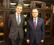 السفير البريطاني: الإصلاحات الاقتصادية جذبت مستثمرين لأول مرة يعملون في مصر