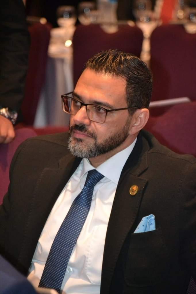 خالد سويلم مدير التسويق فى ايكوسات