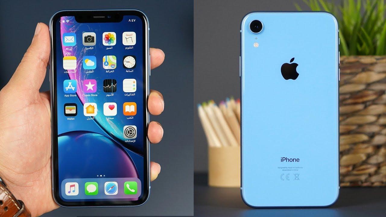 «آيفون إكس آر» يستحوذ على 3% من إيرادات أكثر 10 هواتف مبيعًا (جراف) - جريدة المال