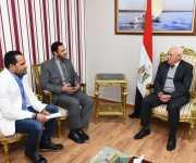 محافظ بورسعيد: تنفيذ محطتين للكهرباء بطاقة 350 ميجاوات