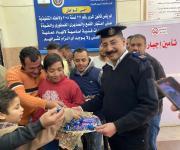 جوازات ورخص.. استخراج الوثائق الرسمية مجانًا للمواطنين احتفالًا بعيد الشرطة (صور)