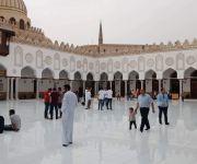 القوات المسلحة تنفذ عمليات تطهير لمشيخة الأزهر ودار الإفتاء والكاتدرائية (فيديو)