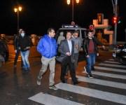 محافظ الإسكندرية يجري جولة ليلية لمتابعة تنفيذ قرار الحظر