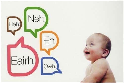 متى يتكلم الطفل ؟ ..