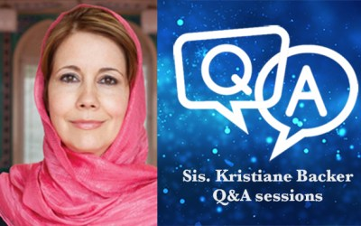 Ramadan Day 27 – Sister Kristiane Backer Session 4