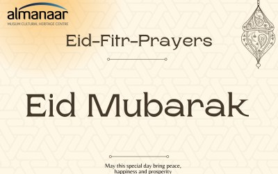 Eid Fitr Prayers Timetable 2021