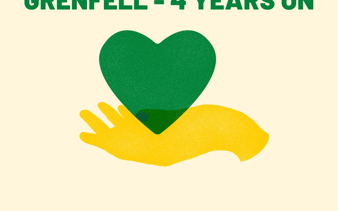 4th Anniversary Of The Grenfell Tower Fire