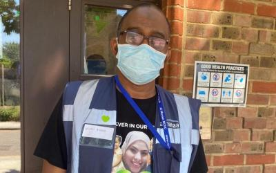 4th Anniversary of Grenfell Tower and the return of Br. Hassan Awad