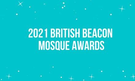2021 British Beacon Mosque Awards