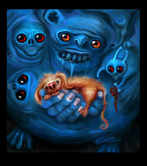 little_fear_by_gagatka27