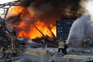 Lebanon Explosion Relief