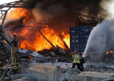 Lebanon Explosion Victims Relief – Emergency Relief – Almanar Trust