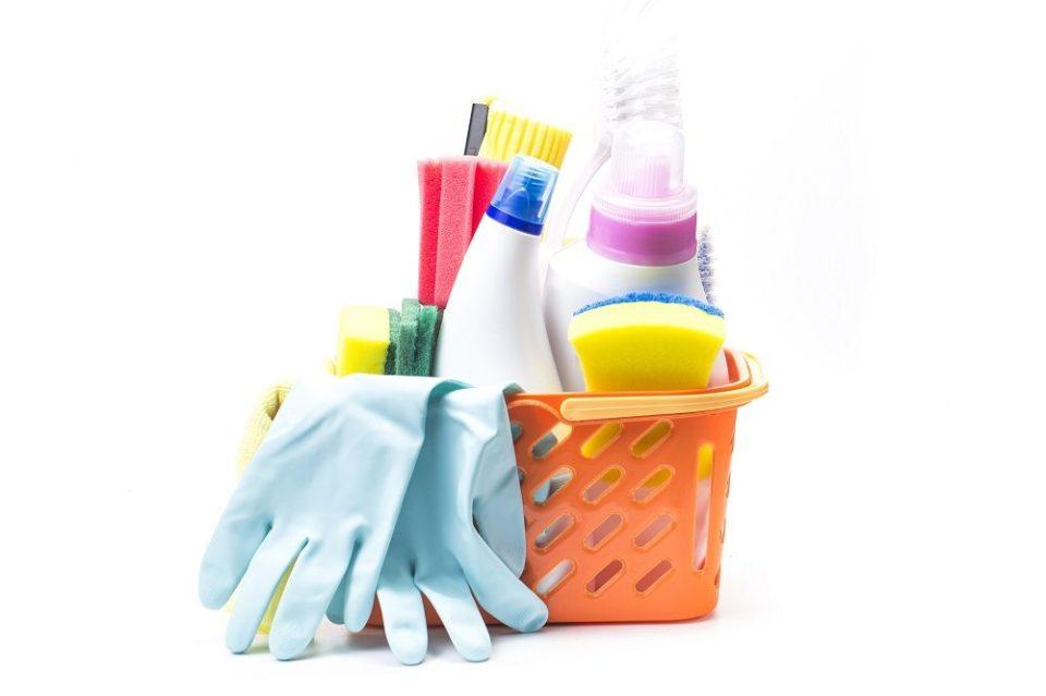 Las mascotas pueden intoxicarse con productos de limpieza