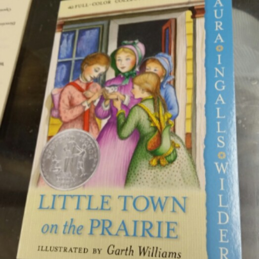 Little Town on the Prairie Full Color Edition
