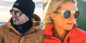 Gafas Alpinismo Montaña Retro - Vintage