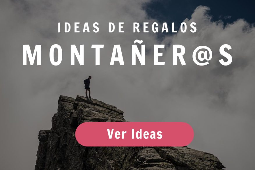 Ideas de Regalos para senderistas y montañeros