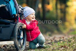 Cochecito Infantil para Montaña y Senderismo