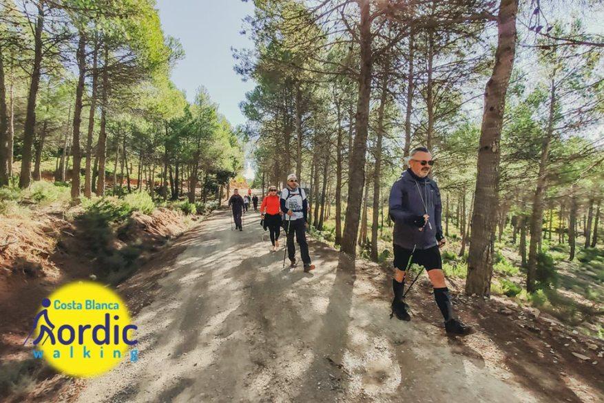 La Marcha Nórdica o Nordic Walking