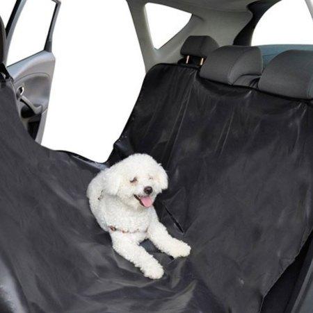 Cubre asientos antidesgarro para perros