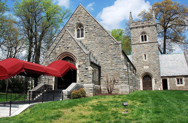 Memorial Chapel, Walter Reed Army Medical Center