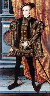 King Edward VI of England, William Scrots, c. 1550