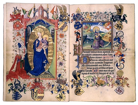 Book of Hours of Catherine of Cleves, c. 1440