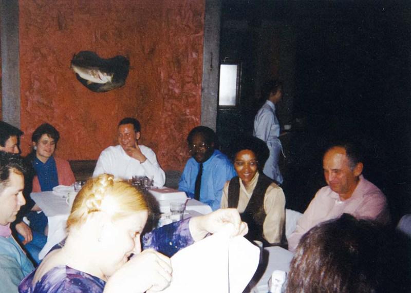 Michael, Trish, Sam, Michael and Friends 1995