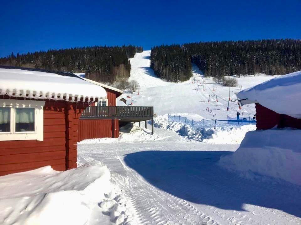Almåsa Alpin boka boende i våra timmerstugor