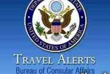 US State Department issues travel alert due to al-Qaeda terrorist threat