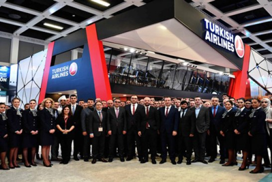 """Turkish Airlines has won PATWA International Award for """"Best Airline – Best Inflight Catering"""" category at ITB Berlin 2017"""