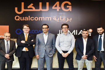 Orange Egypt, Qualcomm and Jumia Bring the Real 4G Experience to Customers