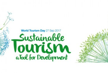 World Tourism Day 2017 celebrated on the theme Sustainable Tourism – a Tool for Development