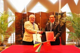 Seychelles and China renew agreement on cooperation in the tourism sector