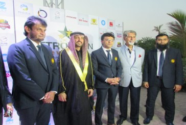 World Indoor Cricket tournament being staged for first time in ME