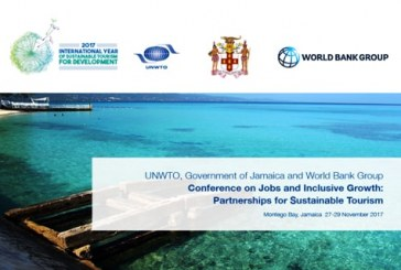 Jamaica conference to address the role of tourism in employment creation and inclusive growth