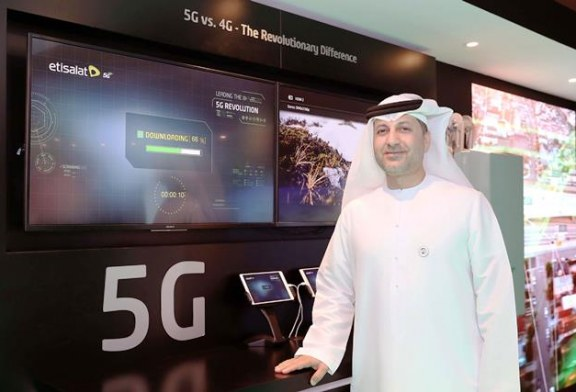 Etisalat partners with Huawei to deploy 5G network