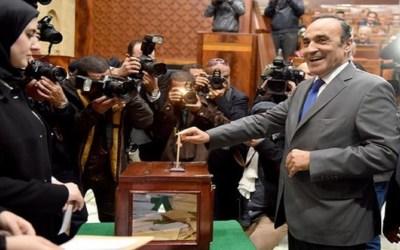 الملك يهنىء المالكي بمنصب رئيس مجلس النواب