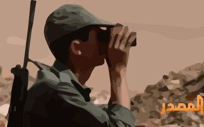 جندي يستنفر مصالح الأمن بالرشيدية