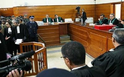 اعتقال جاسوسة تنقل وقائع  المحاكمة للمخابرات الجزائرية