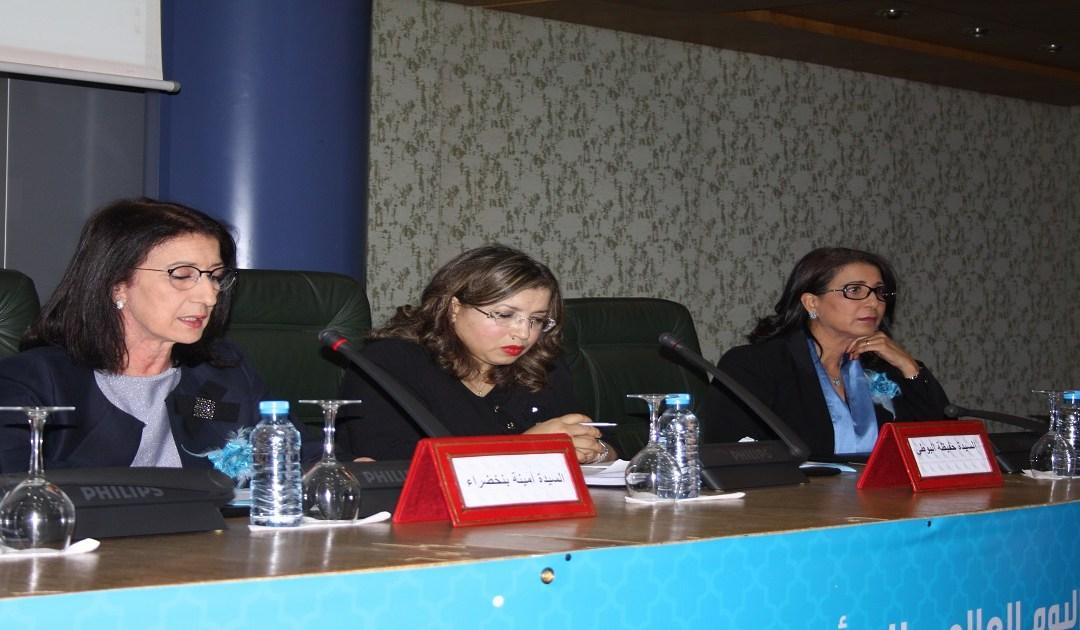 بنخضرة: الحزب يحاول تقديم توصيات لها علاقة بالمرأة