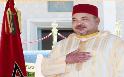 الملك يبعث بتهنئتين إلى كل من رئيس تنزانيا وملك هولندا