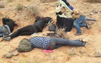 الإبراهيمي يكشف الواقع الكارثي للاجئين السوريين على الحدود الجزائرية